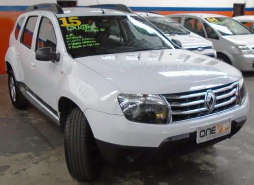 renault duster 2.0 tech road ii 4x2 16v flex 4p manual
