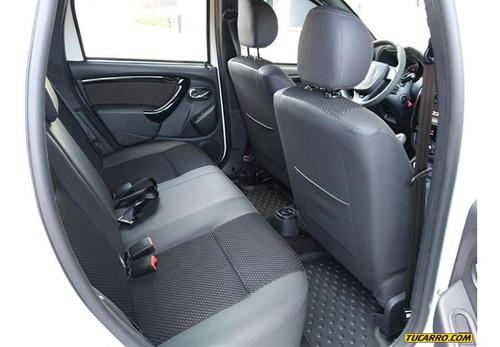 renault duster 2000 cc mt 4x4 servicio públic