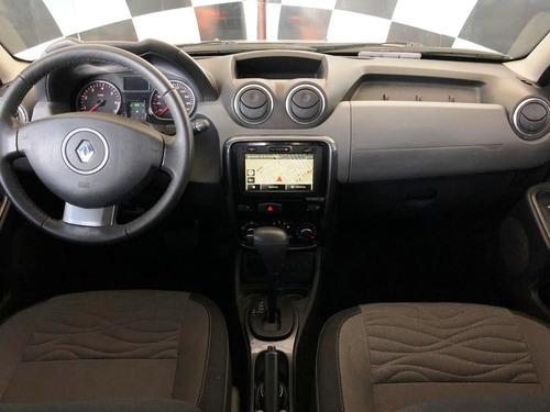 renault duster 2015 dynamique medianav automatica