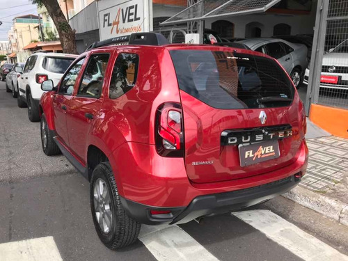 renault duster 2018 1.6 16v expression sce x-tronic 5p
