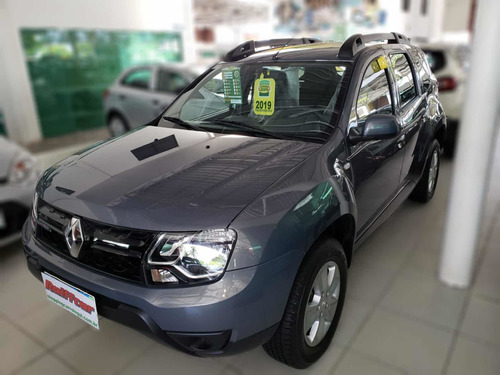 renault duster 2019 1.6 16v expression sce x-tronic 5p