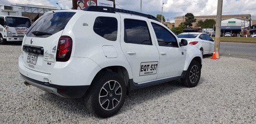 renault duster 2019 4*4 full publica gas-gasolina
