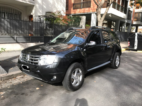 renault duster 4x2 luxe nav 2013 - 50.000 km impecable! caba