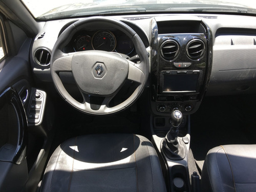 renault duster 4x2 mt 2.0cc gas gasolina negro 2018 eox400