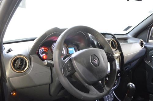 renault duster 4x2 privilege 1.6 con gnc 2015 5 puertas gris