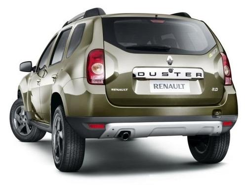 renault duster 4x2 y 4x4 entrega inmediata!!! solycar