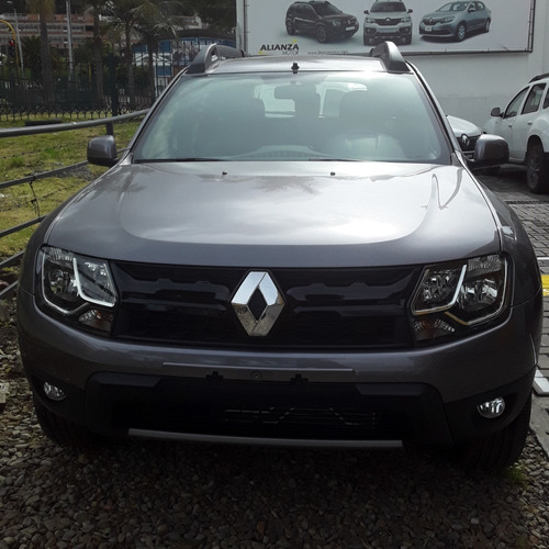 renault duster 4x4 2021