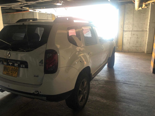 renault duster 4x4 full equipo