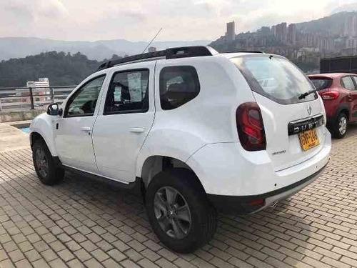 renault duster automatico 4x2 gasolina 2000cc