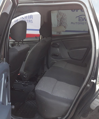 renault duster confort 1.6 4x2 negra negro 100% financiado