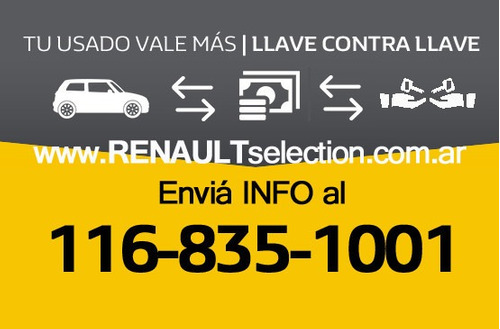 renault duster confort plus 1.6 ntr983 asesor carlos torres