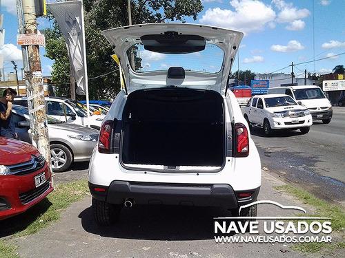 renault duster dakar 2.0 4x4 2017 blanca 5 puertas 0km