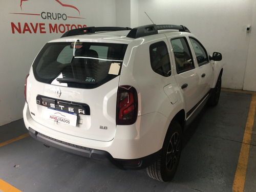renault duster dakar 2017 blanca ab078kw