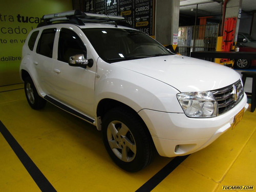 renault duster dinamique 2.0 at