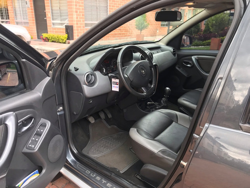 renault duster dinamique 2.0 mt aa full equipo