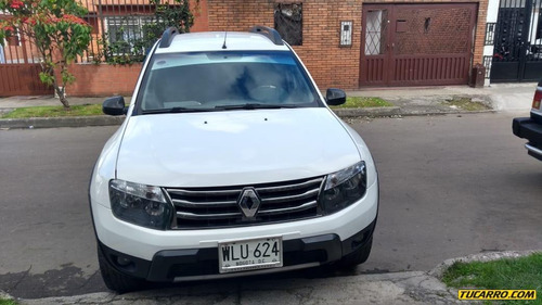 renault duster dinamique 4x4 full equipo
