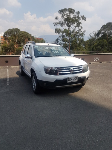 renault duster dynamic 4x4 2013