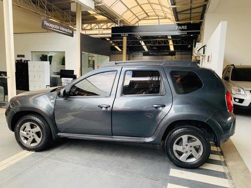 renault duster dynamic at