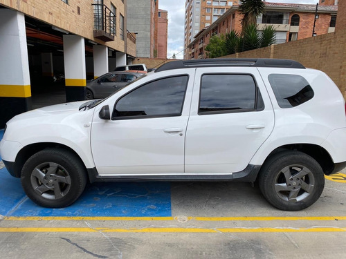 renault duster dynamic plus 2.0 4x4 mecánica 2016