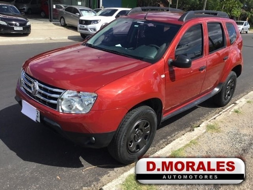 renault duster dynamic  suv 1.600 cc. año 2014 - 116.800 kmt