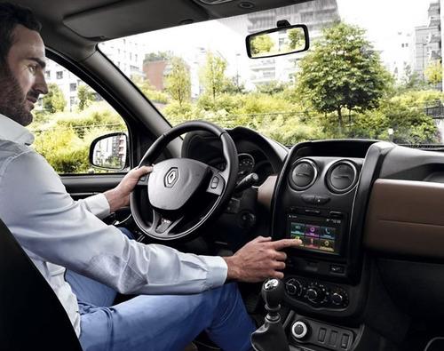 renault duster dynamique 1.6 2018 0km gris contado autos