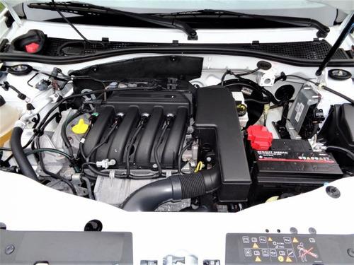 renault duster dynamique 1.6 flex 2017 branca