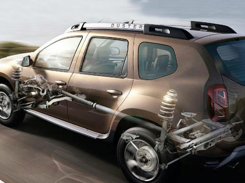 renault duster dynamique 1.6 gris acero 0km contado financia