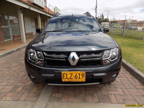 renault duster dynamique 2.0 at aa