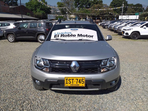 renault duster dynamique 2.0 l at