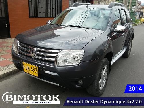 renault duster dynamique 2,0l 4x2