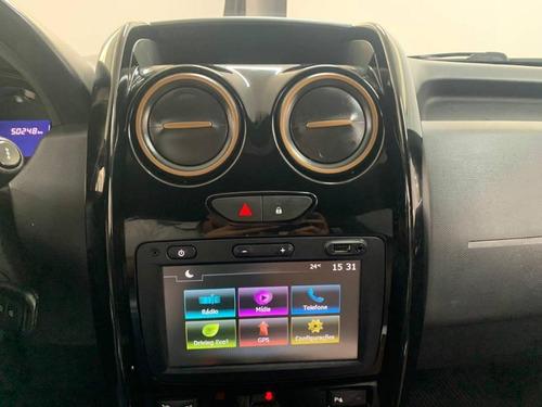 renault duster dynamique 4x2 2.0 hi-flex 16v aut.