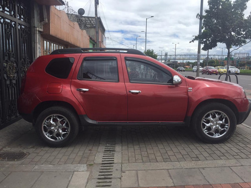 renault duster dynamique  4x4 recibo vehiculo
