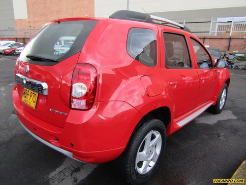 renault duster dynamique at