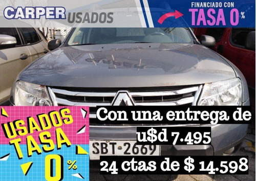 renault duster dynamique extra full 2015 buen estado
