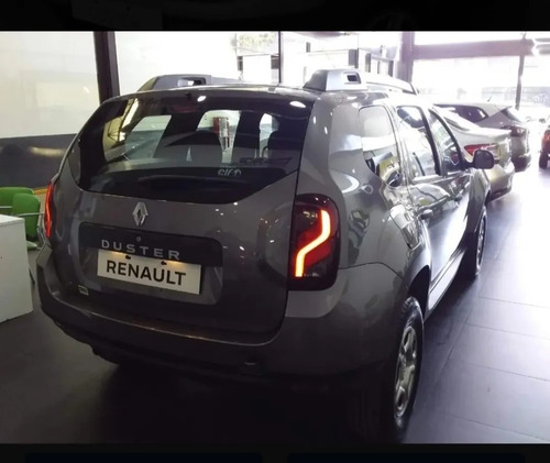 renault duster dynamique financiada no gnc eco nissan (dc)