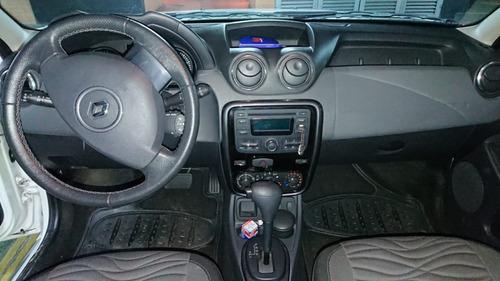 renault duster dynamique plus 2.0 4x2 aut. como nueva