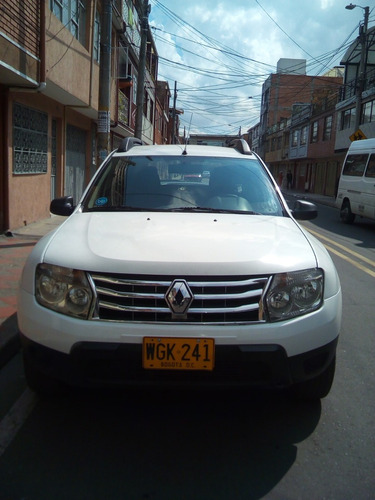 renault duster  exp 1600 4x2