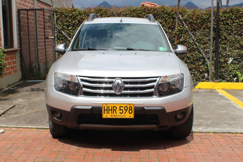 renault duster expedition discovery channel  4x2 1600cc 2014