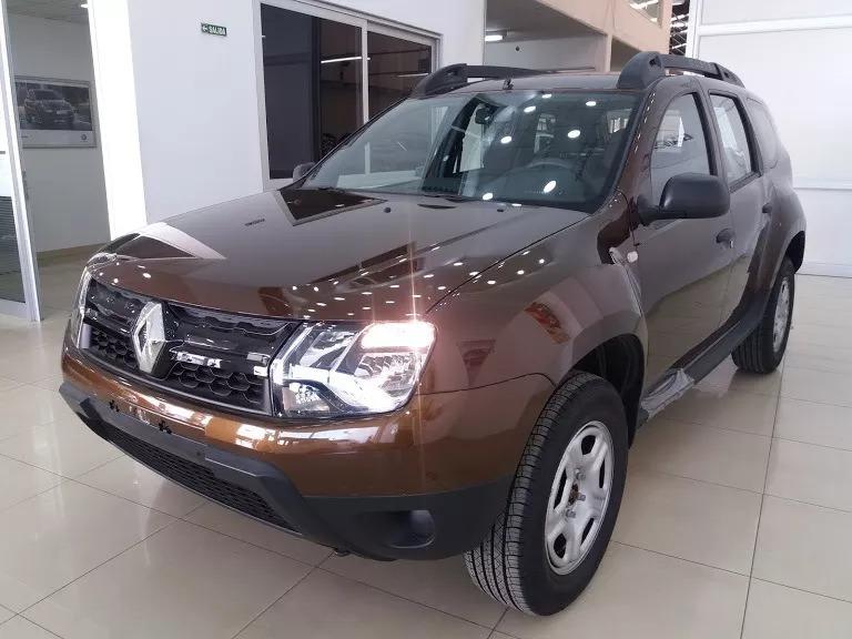 Renault duster 1 6 consumo