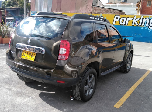 renault duster expression 1.6 (4x2) - 2015
