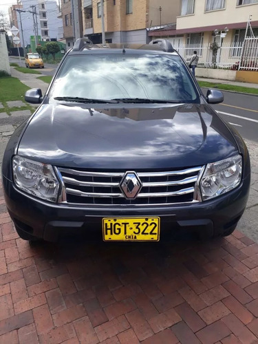 renault duster expression 1.6 medianav 4x2 año 2015