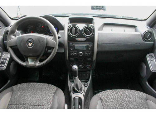 renault duster expression 1.6 mt