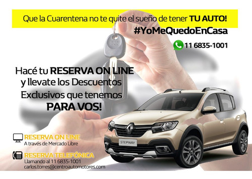 renault duster expression 1.6 pfd810 asesor carlos torres