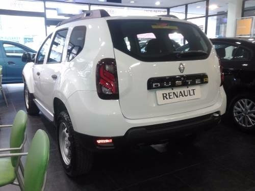 renault duster expression 1.6 - rt