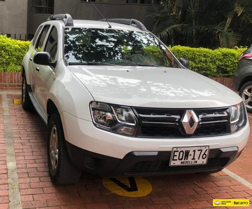 renault duster expression 1600 cc mt 4x2
