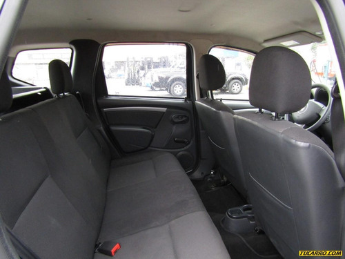 renault duster expression 1600 full equipo
