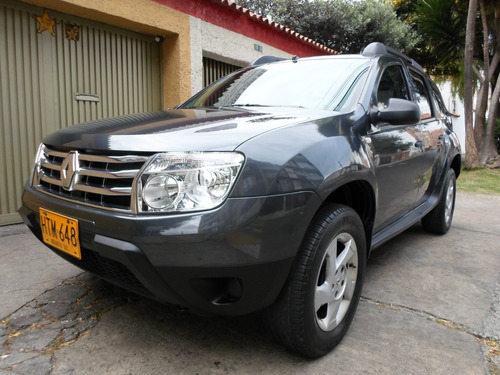 renault duster expression 2014