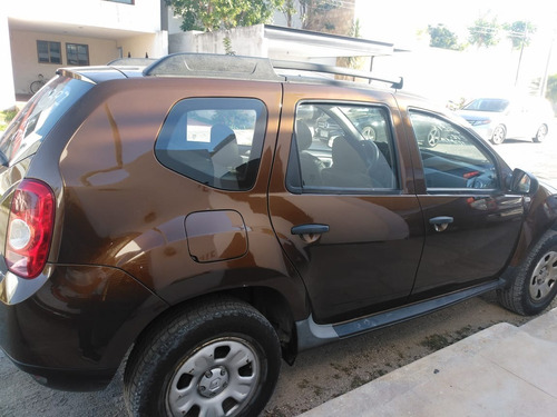 renault duster  expression 2016 2.0