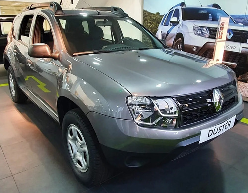 renault duster expression financiada contado sin vuelta (dc)