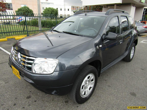 renault duster expression mt 1600cc aa 4x2